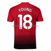 Manchester United Ashley Young 18 fotbalové dresy domáci 2018-19..
