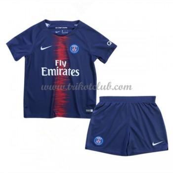 Paris Saint Germain PSG dětské fotbalové dresy domáci 2018-19