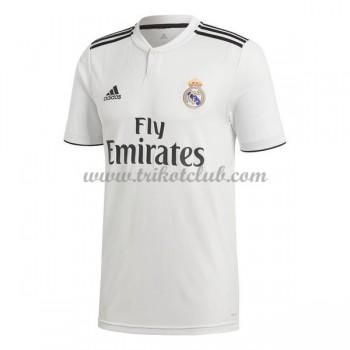 Real Madrid fotbalové dresy domáci 2018-19