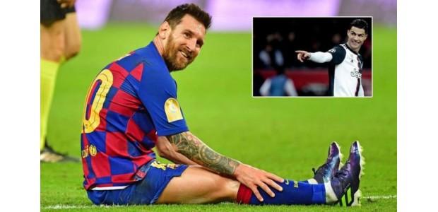 Lionel Messi, Cristiano Ronaldo mohl letos stanovit individuální záznamy o gólech