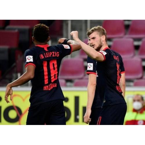 Bundesliga-Werner znovu překonal branku
