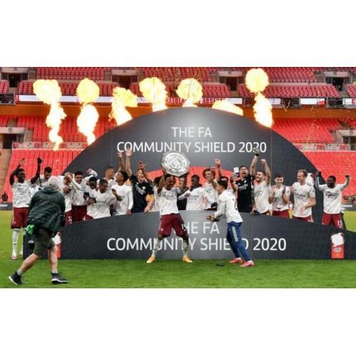Community Shield-Arsenal porazil Liverpool v penaltovém rozstřelu