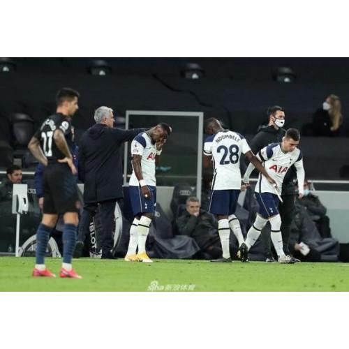 Tottenham je silný a zajišťuje si první místo v Premier League
