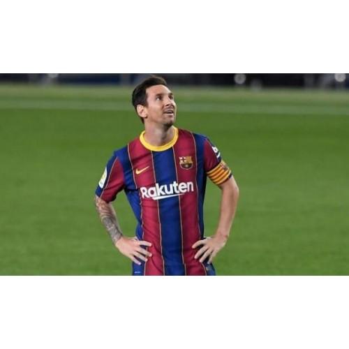 Messi: Je příliš drahý, Barcelona nemá peníze, aby si to mohla dovolit.