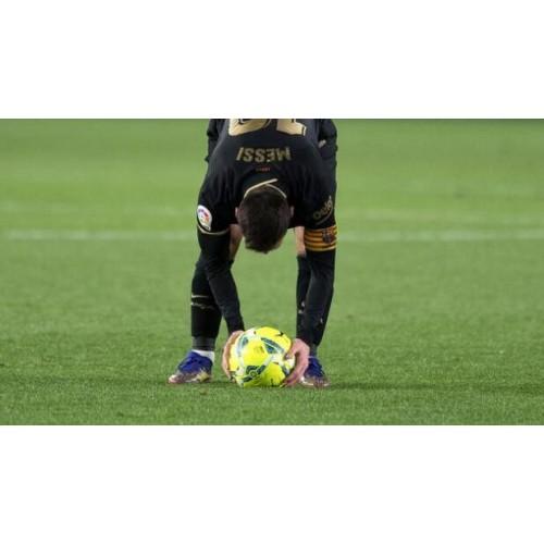 Koeman se vrací na hlavní taktickou pozici Messiho