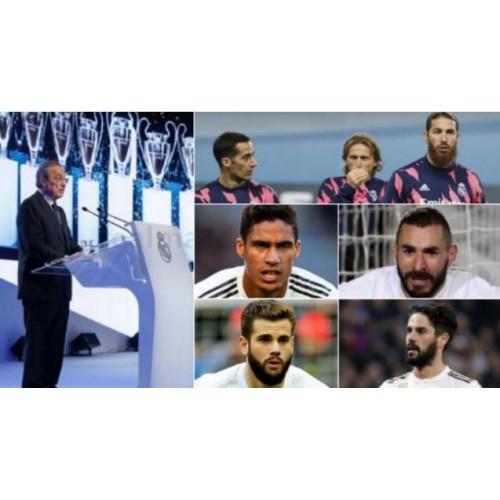 Real Madrid smlouvu neobnoví se dvěma hlavními zásluhami