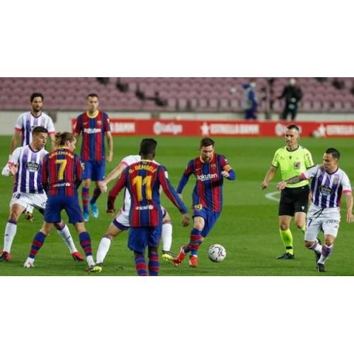 Barcelona honí 11 bodů za 4 měsíce