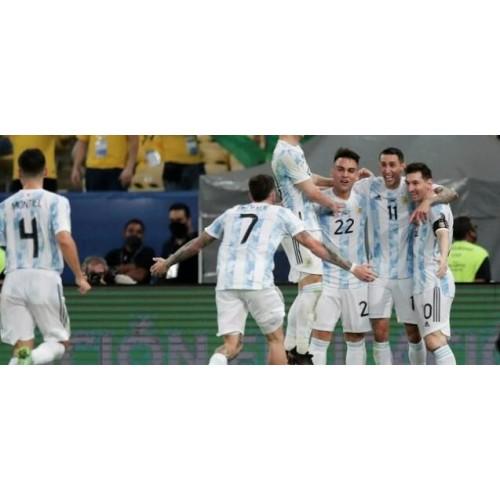 Argentina vyhrála Copa America