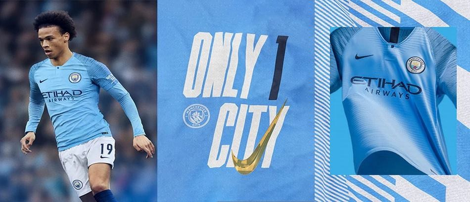 Dres Manchester City
