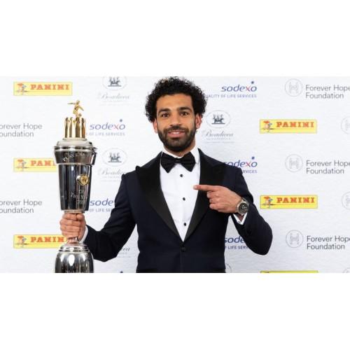 Mohamed Salah byl jmenován PFA hráčem roku 2017-18