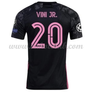 Real Madrid Vinicius Junior 20 Fotbalové Dresy 3rd 2020-21