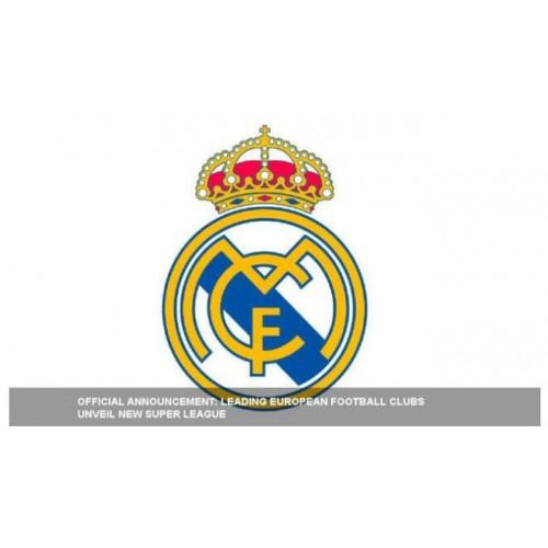 Real Madrid oficiálně oznámil založení Evropské superligy