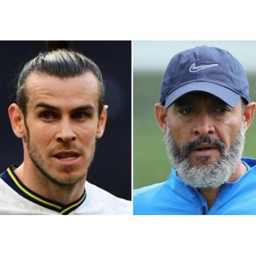 Trenér Tottenhamu vetoval Baleův návrat