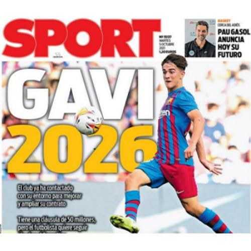Barcelona chce obnovit smlouvu se sedmnáctiletým reprezentantem do roku 2026