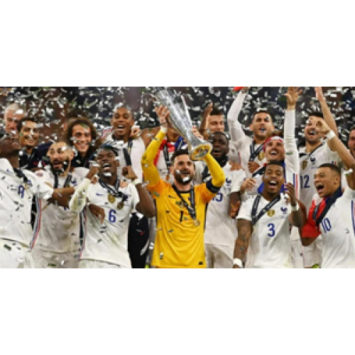 Francie získala 8 titulů v těžké váze